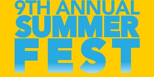 9th Annual TAMA Summer Fest (Tompkins Ave Merchant Association)