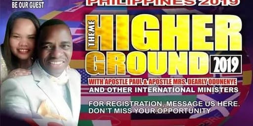 Higher Ground Conference 2019