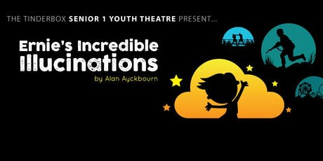 Ernie's Incredible Illucinations tickets