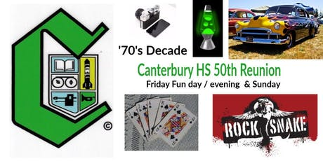 Friday Fun Day for Canterbury '70s Decade Celebrating 50th Anniversary tickets