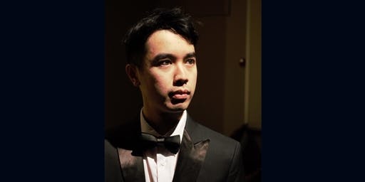 LECT presents Lawrence Wong Piano Recital