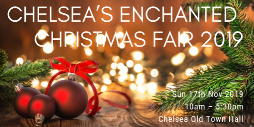 Enchanted Christmas.Chelsea S Enchanted Christmas Fair