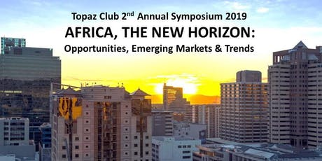 Africa: The New Horizon tickets