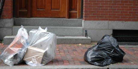 Beacon Hill Civic Association Town Hall Meeting Regarding Trash Pick-Up tickets