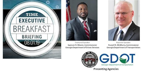 Georgia TIME Task Force Executive Briefing Breakfast tickets