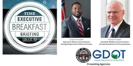 Georgia TIME Task Force Executive Briefing Breakfast