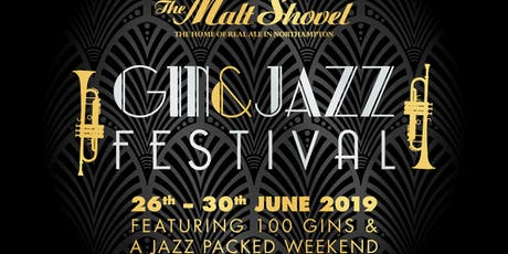 Gin & Jazz Festival tickets