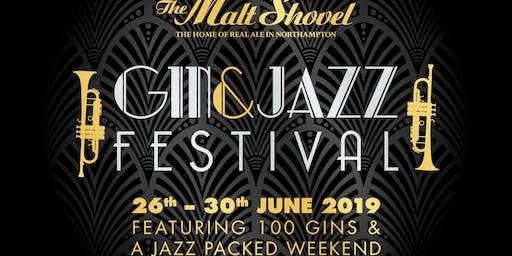 Gin & Jazz Festival