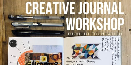 Introduction to Journaling workshop tickets