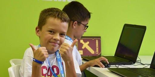 Nova Logiscool Davie - SUMMER CAMP - Minecraft