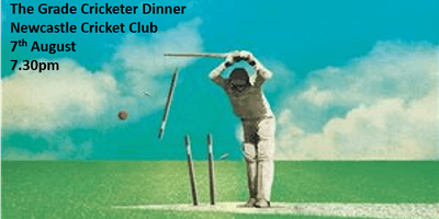 The Grade Cricketer Dinner
