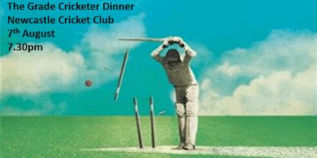 The Grade Cricketer Dinner tickets