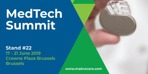 MakroCare MedTech Event, Brussels, Belgium