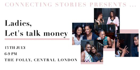 Ladies, Let's Talk Money! tickets