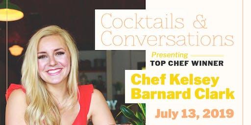 Cocktails & Conversations: Brunch with Chef Kelsey Barnard Clark