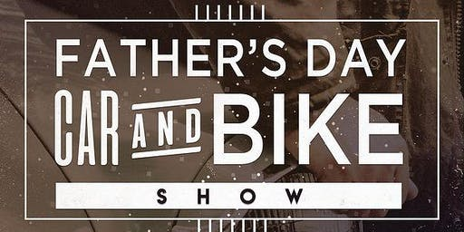 Father's Day Car and Bike Show