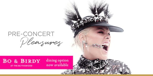 Pre-Concert Pleasures at Blythswood Square - P!NK - 22nd June