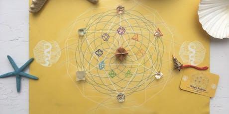 Quantum & Sacred Geometry Healing - Tachyon Soulprint  tickets