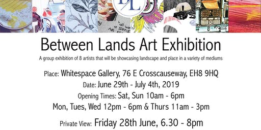 Between Lands Group Exhibition