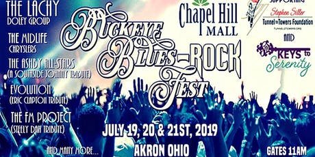 April Red LIVE at Buckeye Blues-ROCK Fest, Chapel Hill Mall Akron OH! tickets