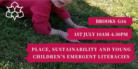 Seminar Day: Place, Sustainability and Young Children's Emergent Literacies tickets