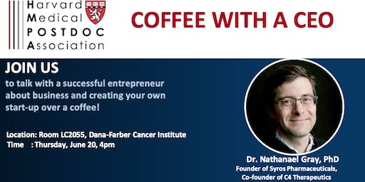 Coffee with CEO: June 2019