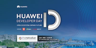 Huawei Developer Day - Open Ecosystem defines future