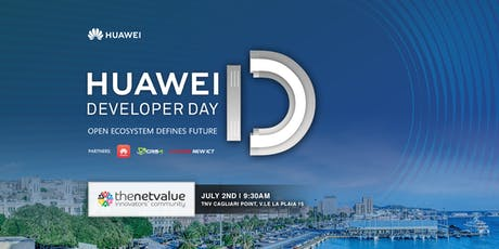 Huawei Developer Day - Open Ecosystem defines future biglietti