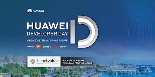Huawei Developer Day - Open Ecosystem defines future