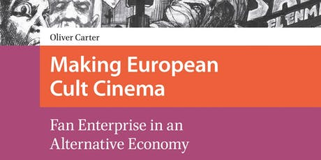 Book launch: Making European Cult Cinema tickets