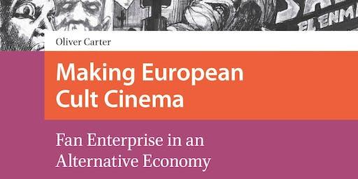 Book launch: Making European Cult Cinema