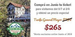 Comprá Junio tu Ticket para visitar Villavicencio en...
