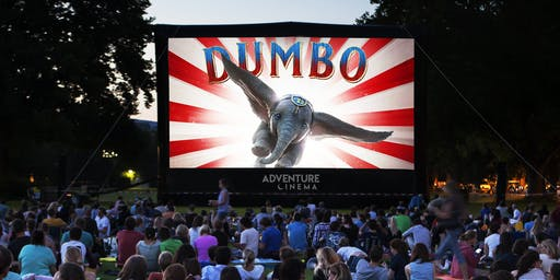 Dumbo (2019) Outdoor Cinema Experience at Royal Windsor Racecourse