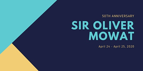 Sir Oliver Mowat's 50th Anniversary Celebration tickets