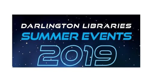 Darlington Libraries: Super Heroes Show (Cockerton Library)