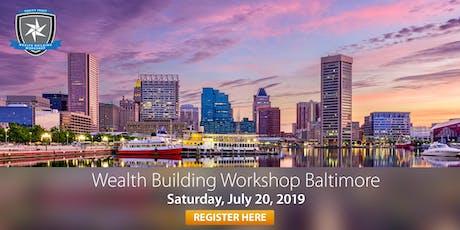 Wealth Building Workshop - Baltimore, MD tickets