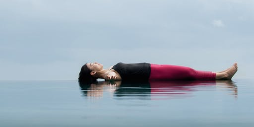 Deeply Restorative Relaxation & guided meditation practice
