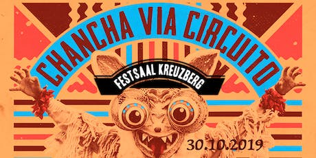 Chancha Via Circuito (Full Band) + Martha van Straaten & Kalaha Moon (live) Tickets