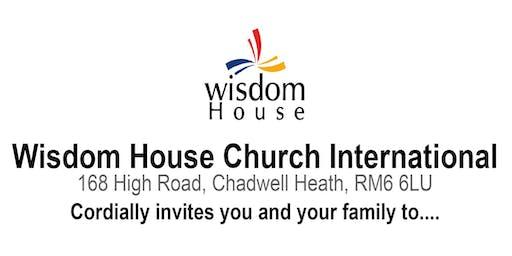 International Wisdom Conference 2019 - Summer Gathering