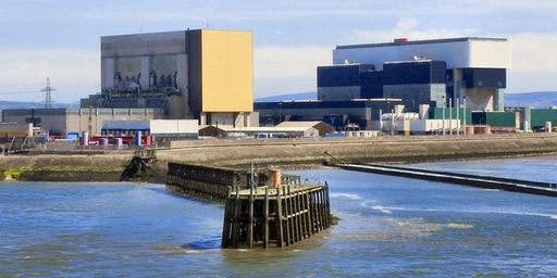 The History - and future of - Heysham Power Station (Thornton)