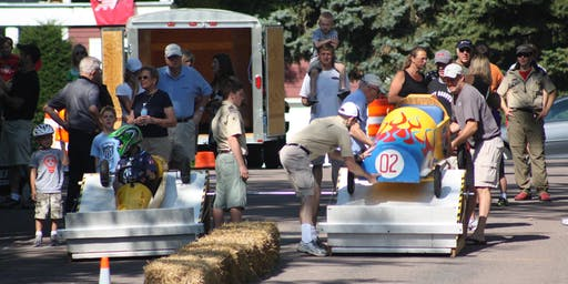 James J Hill Days - Coaster Cart Derby - 2019