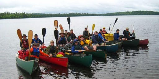 2019 Boat-In Camping Trip