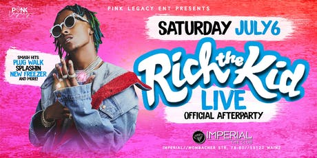 Rich the Kid Official Afterparty  Tickets
