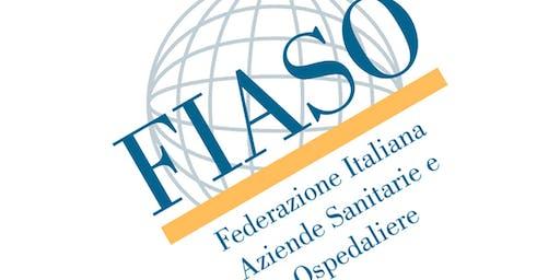 """Convegno """"Gestione delle risorse umane in sanità. Le strategie d'intervento emerse dalla ricerca FIASO sull'age diversity management"""""""