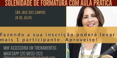 Solenidade de Formatura com Aula Pratica - São José dos Campos