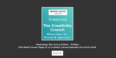 Cannes Lions 2019: The creativity crunch: Where next for brands & agencies?