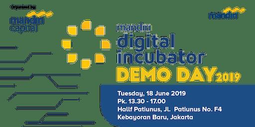 Mandiri Digital Incubator Demo Day 2019