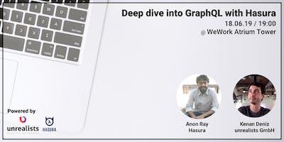 Deep dive into GraphQL with Hasura
