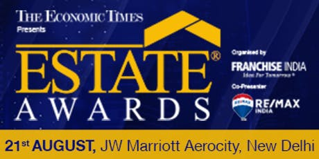 Estate awards 2019 tickets
