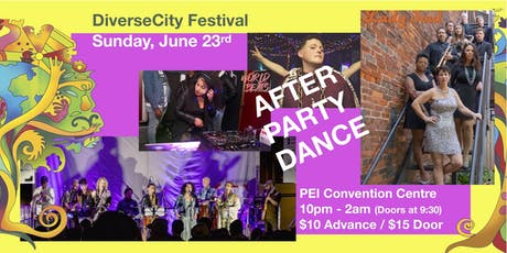 DiverseCity Festival After Party Dance tickets